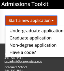 Admissions Toolkit