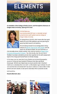 Newsletter Spring 2018