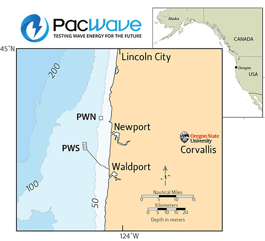 PacWave Map